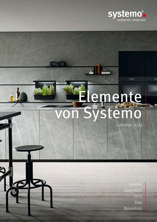 Systemo Arbeitsplatten